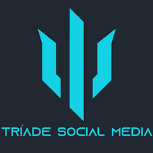Logo Triade Social Media